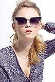 Diamond Candy Women's Fashion Sunglasses UV Protection Sexy Eyewear UV400 Goggles