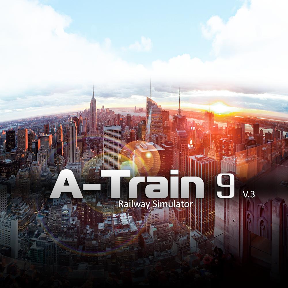 A Train 9 V3 Rail Simulator   Steam Edition  Online Game Code