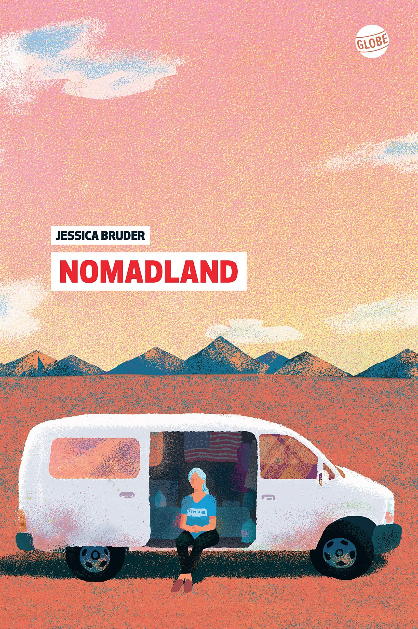 Nomadland Globe Amazon Co Uk Bruder Jessica Peronny Nathalie 9782211236812 Books
