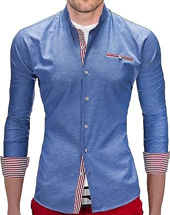 betters tylz Domingo Camisa Slim Fit de manga larga camisa ...