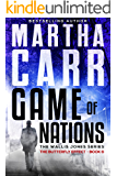 The Butterfly Effect (Game of Nations Book 6)