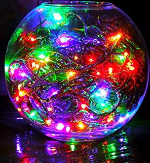 200 multi colored static led christmas lights outdoor or indoor hdiuk hdiuk 200ledmc 200 quality led multi action super brights christmasparty lights aloadofball Gallery