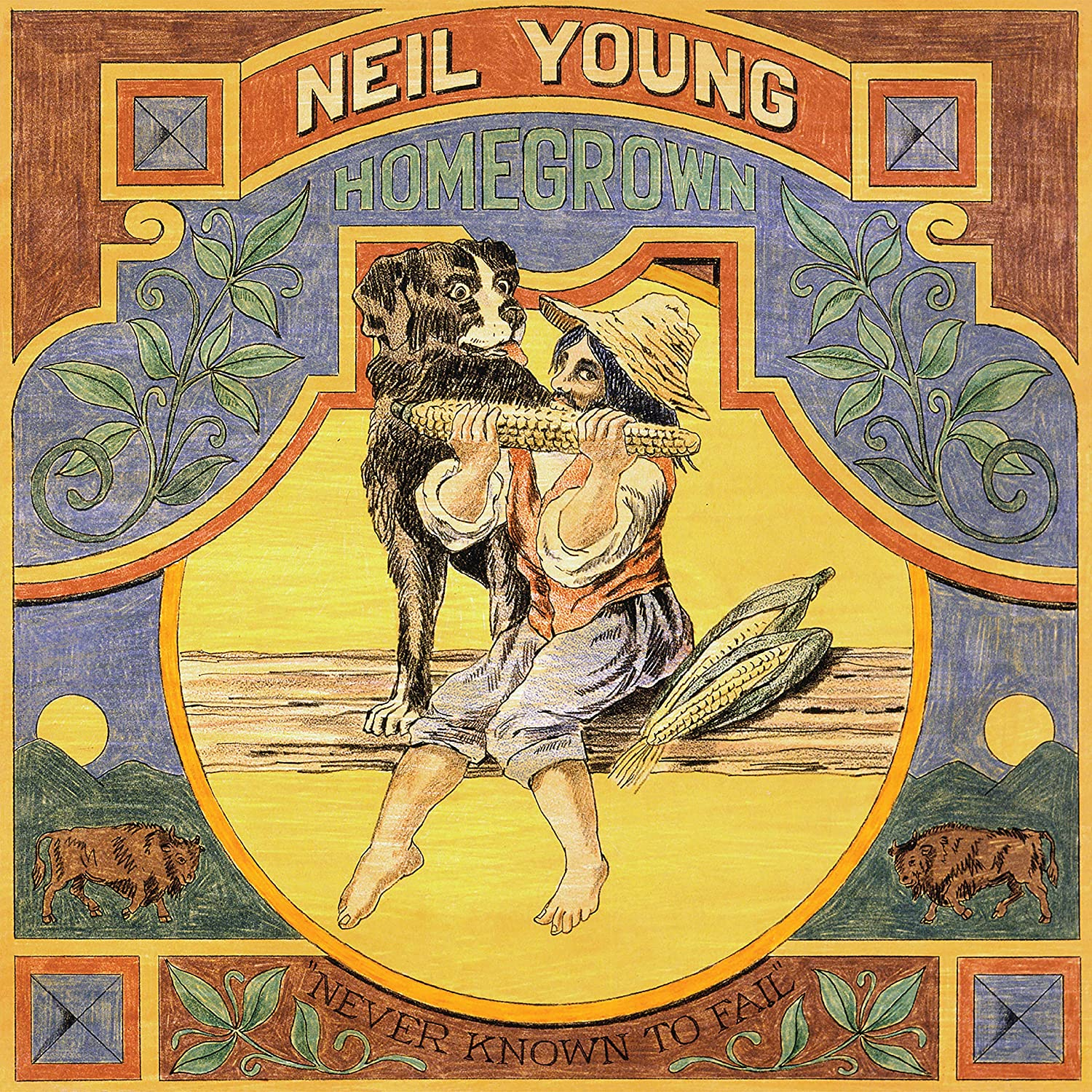 Buy NEIL YOUNG – HomegrownNew or Used via Amazon