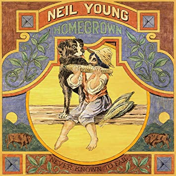 Neil Young - Homegrown (Lp) [Vinilo]