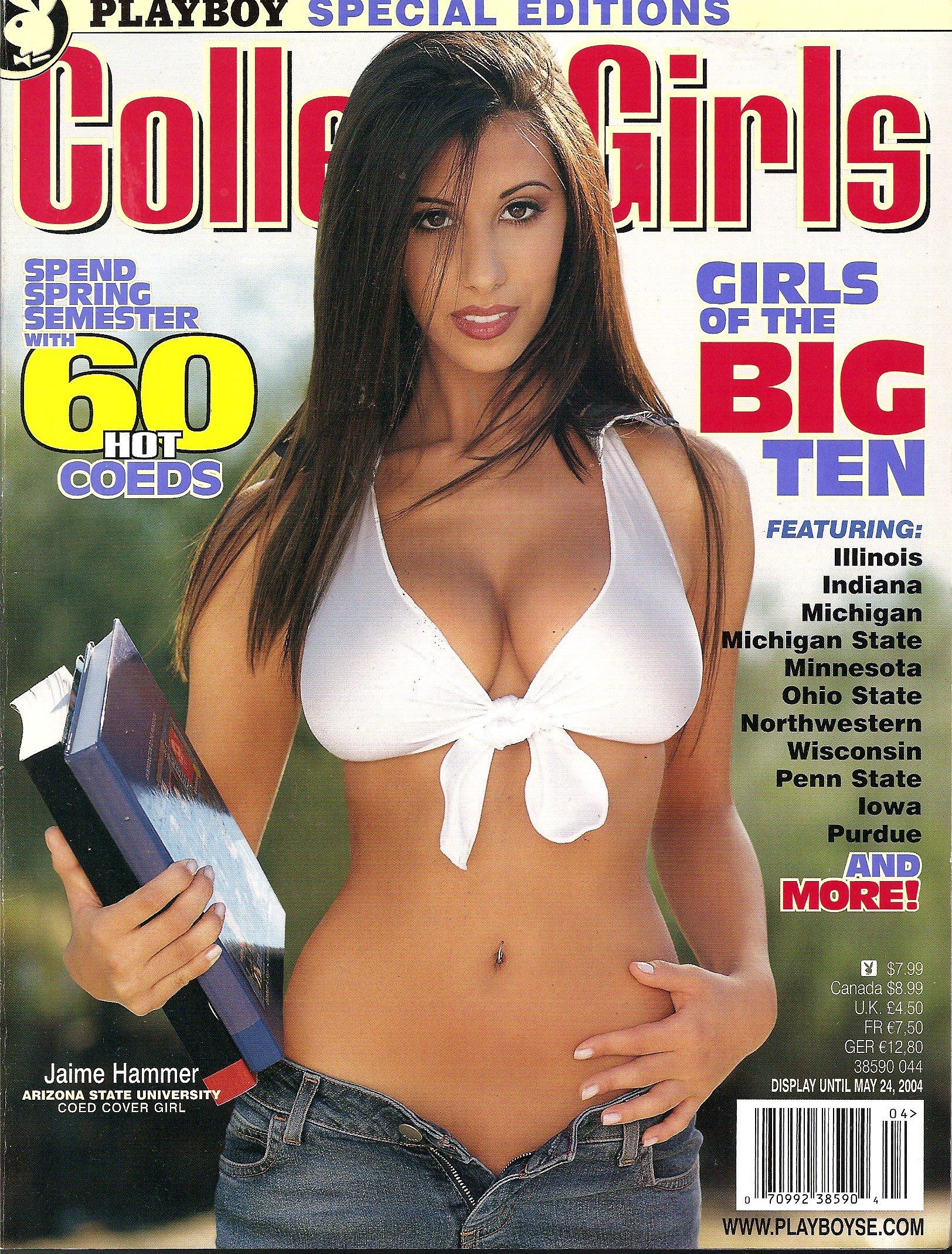 Playboy's college girls nov