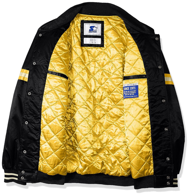 STARTER Mens Legecy Retro Satin Jacket c9a3671e4