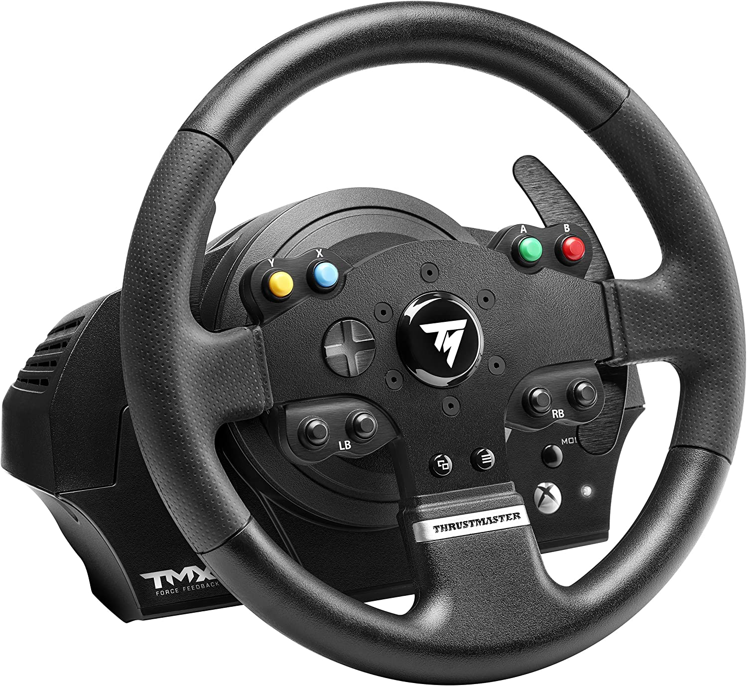 Amazon com: Thrustmaster TMX Force Feedback racing wheel for