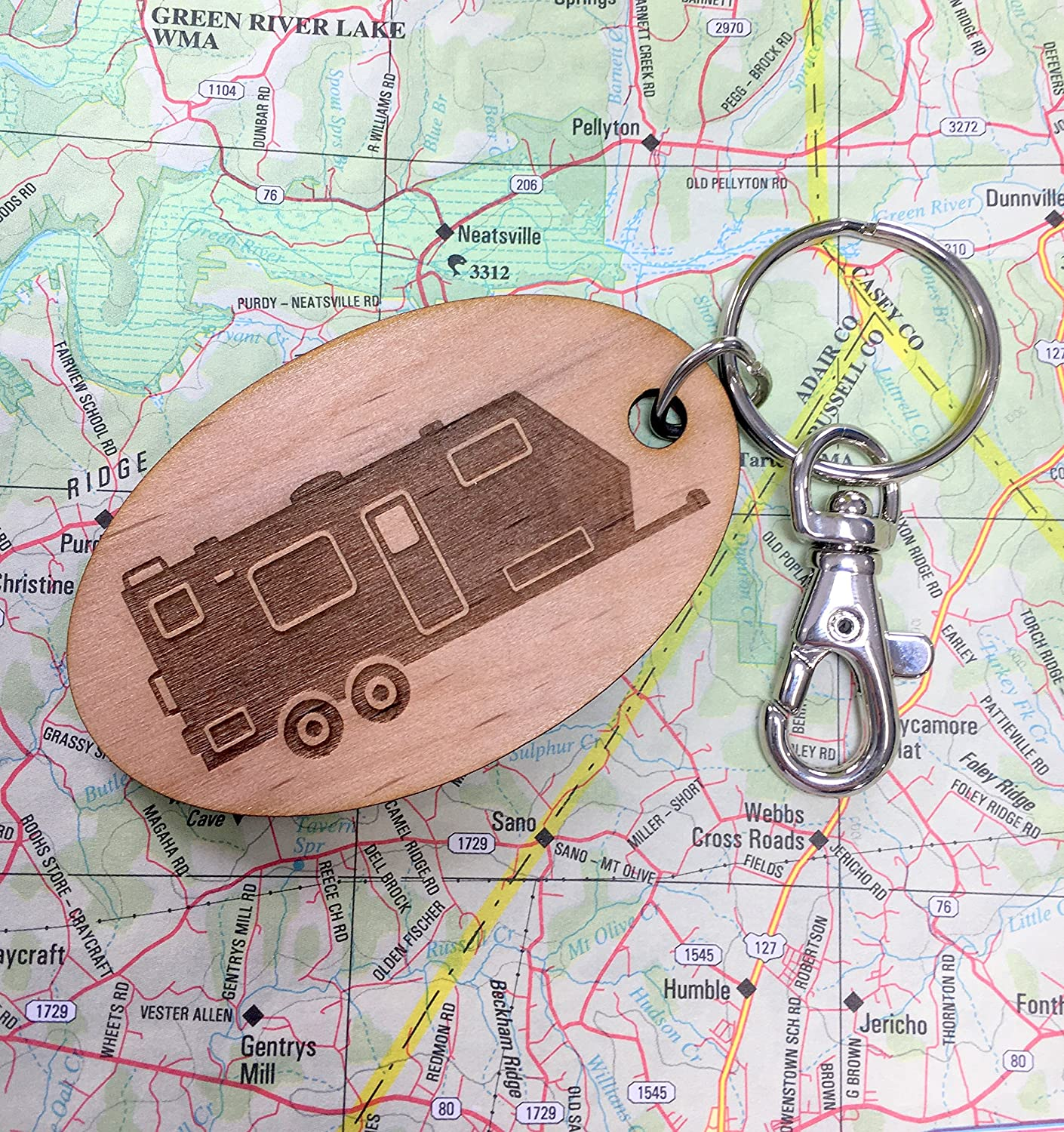 Travel Trailer Key Fob