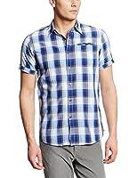 Dakota Grizzly Men's Cody Short Sleeve Plaid Shirt