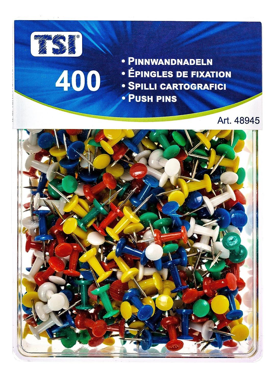 TSI 48945/punaises 400/Encens Couleurs assorties