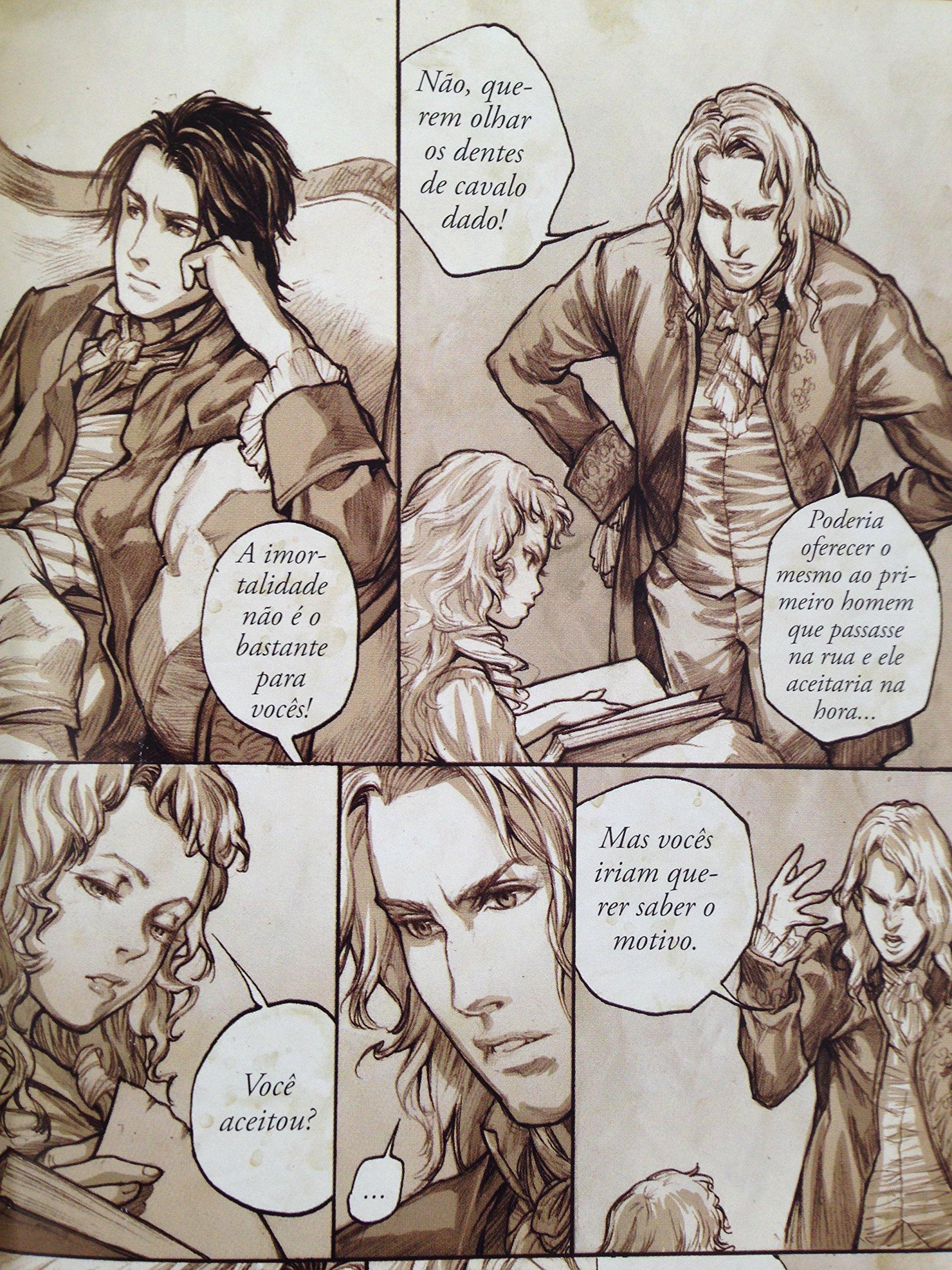 O Vampiro Armand Pdf