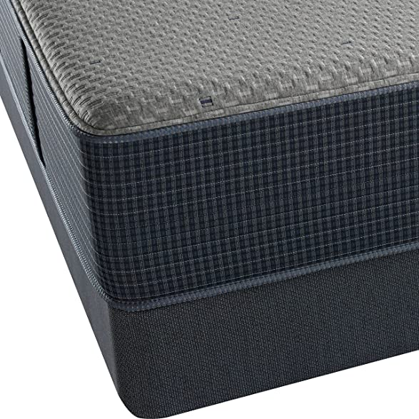 Amazon.com: Beautyrest Silver Hybrid Ultimate Plush 4000, Twin ...