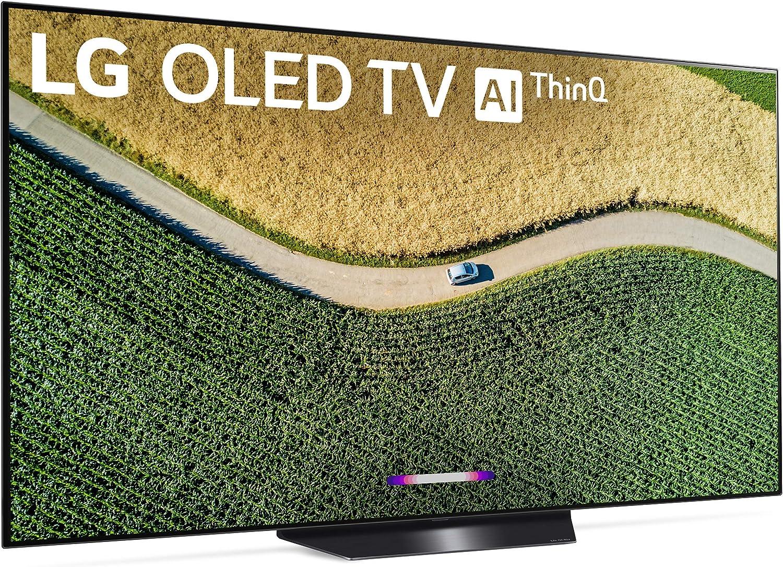 LG OLED55B9PUA B9 Series 4K Ultra HD Smart OLED TV (renovado): Amazon.es: Electrónica