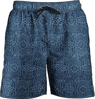 bc119eb109 Newport Blue Mens Saltwater Fishing Swim Trunks | Amazon.com