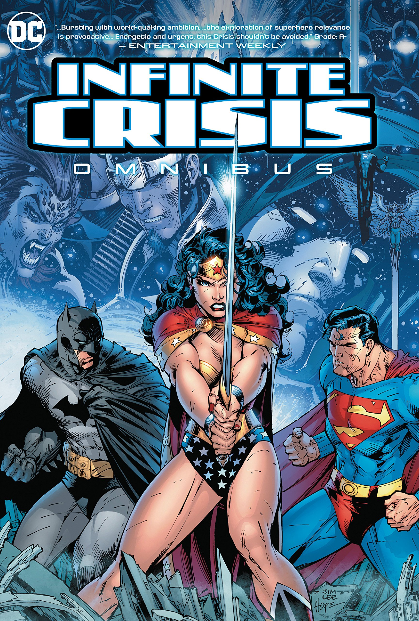 INFINITE CRISIS OMNIBUS HARDCOVER New Edition DC Comics Collects Entire Story HC