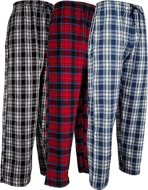 Fruit of the Loom Mens Pajama Sleep Lounge Pants Beyond Soft Size XL 40-42 Blue