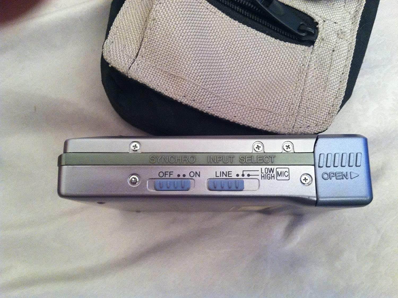 Aiwa Minidisc Recorder AM-F80 Electronics Portable Audio & Video ...