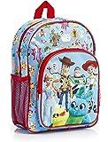 Disney Toy Story 4 Sac À Dos Enfant Avec Tous Les Jouets de Toy Story Woody Jessie Forky Buzz Ducky et Bunny - Petit Sac…