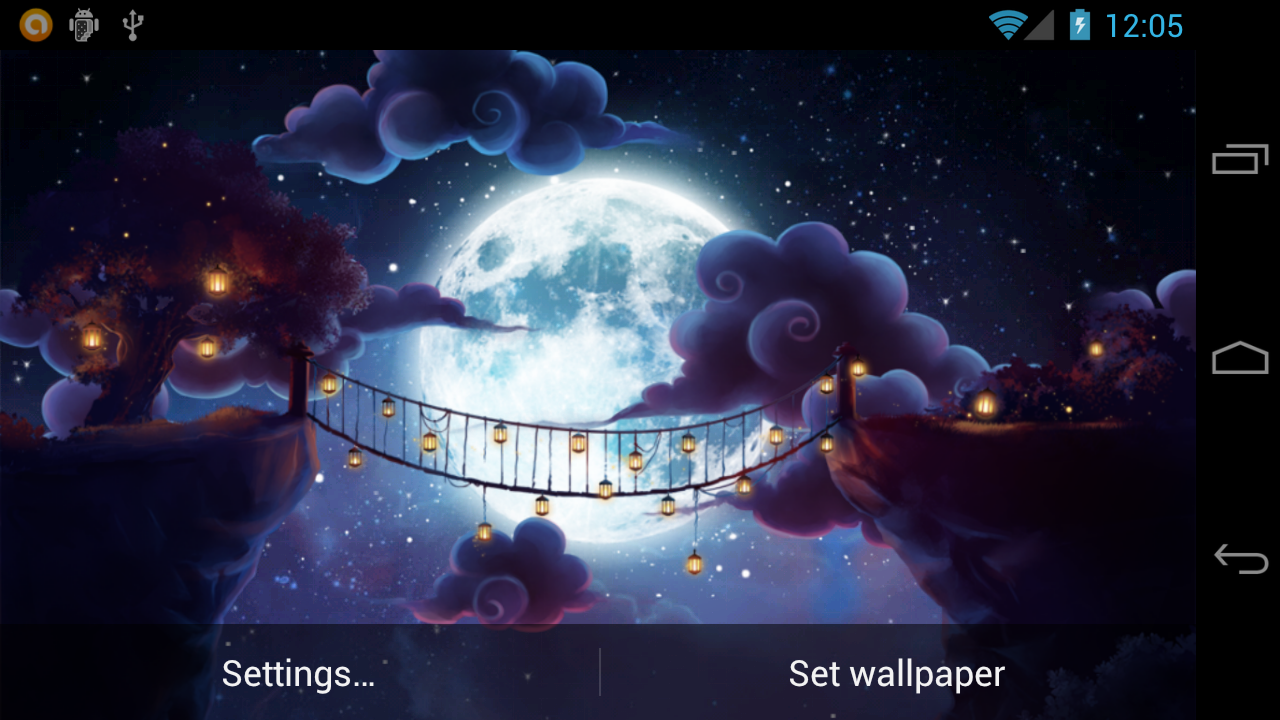 Amazon.com: Passage Live Wallpaper Free: Appstore For Android