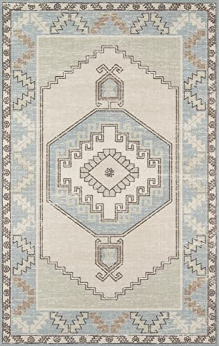 Momeni Anatolia Wool and Nylon Area Rug
