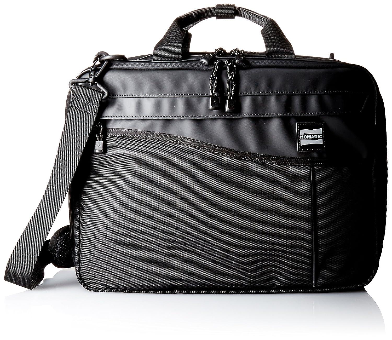[ノーマディック] 3wayバッグ  WV-03 B075L4L93Z  ブラック