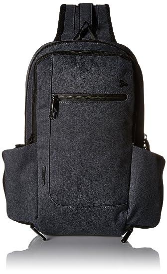 541370b2762 Amazon.com   Travelon Anti-Theft Urban Sling Bag, Slate   Backpacks