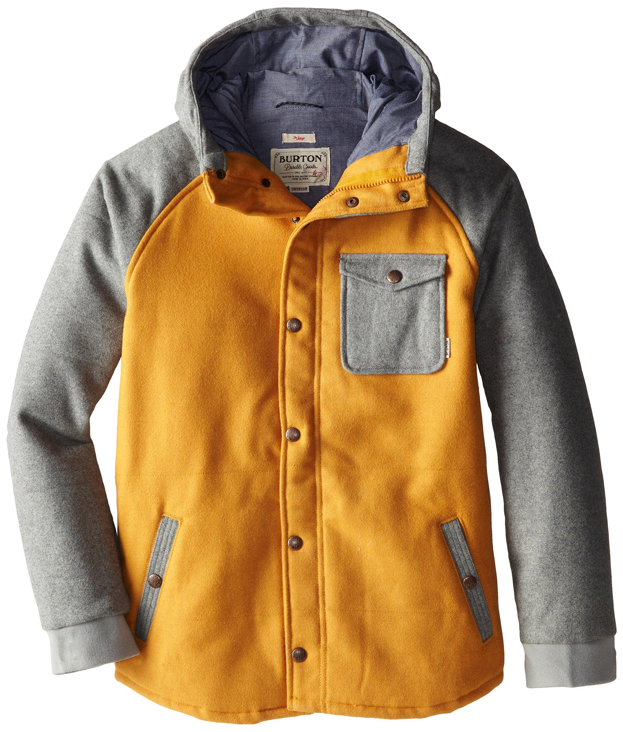 BURTON Boys Vibe Jacket, Inca, Large