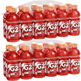 Gatorade G2 Sports Drink, Fruit Punch, Low Calorie, 12-Ounce Bottles (Pack of 24)