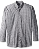 Cutter & Buck Men's Big and Tall Victoria Check