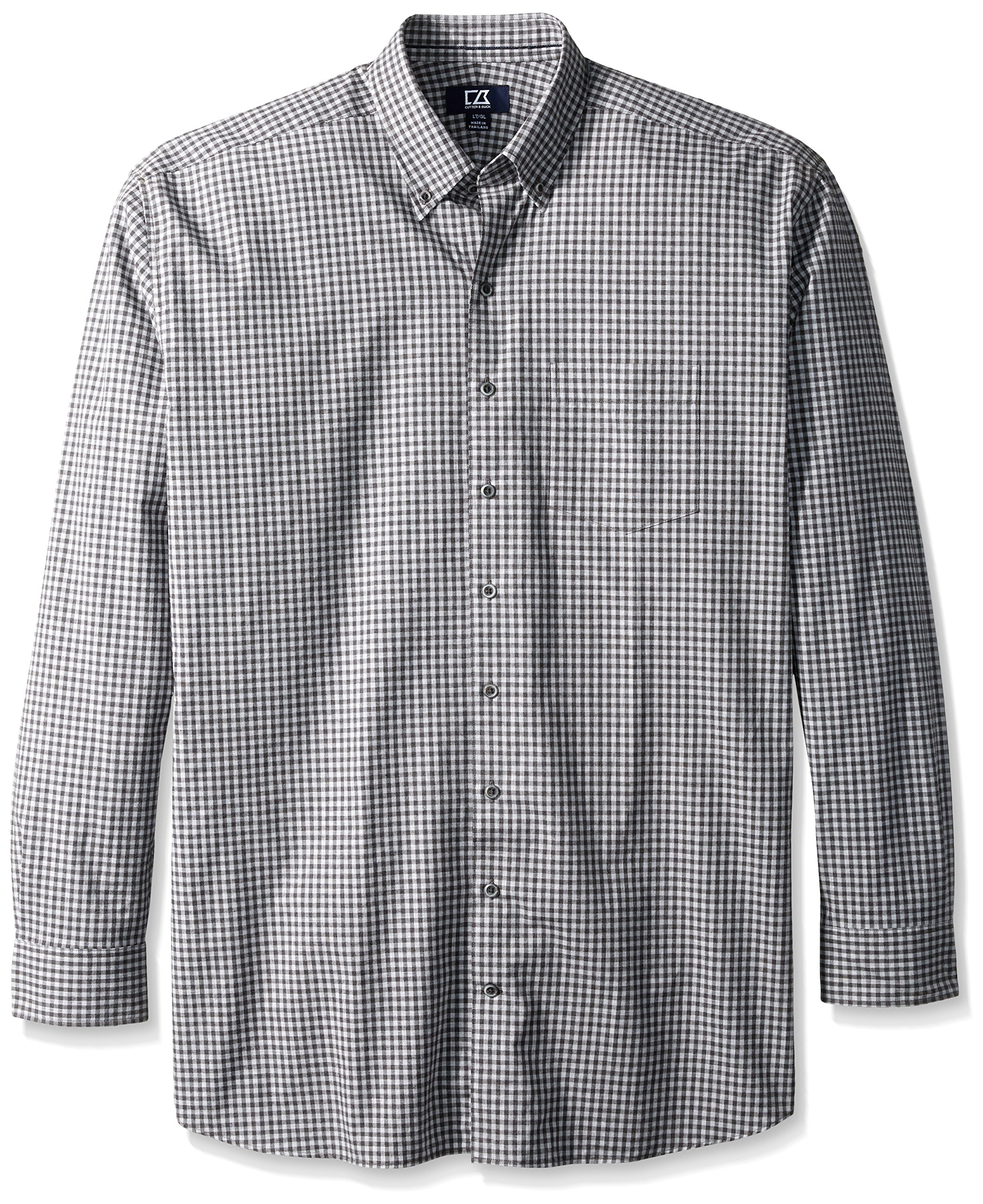 Cutter & Buck Men's Big Victoria Check, Multi, 3X/Tall