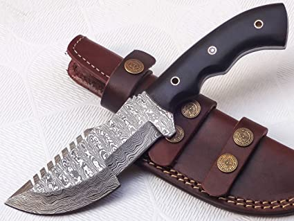 Amazon.com: TR-1166, Cuchillo de caza y supervivencia ...