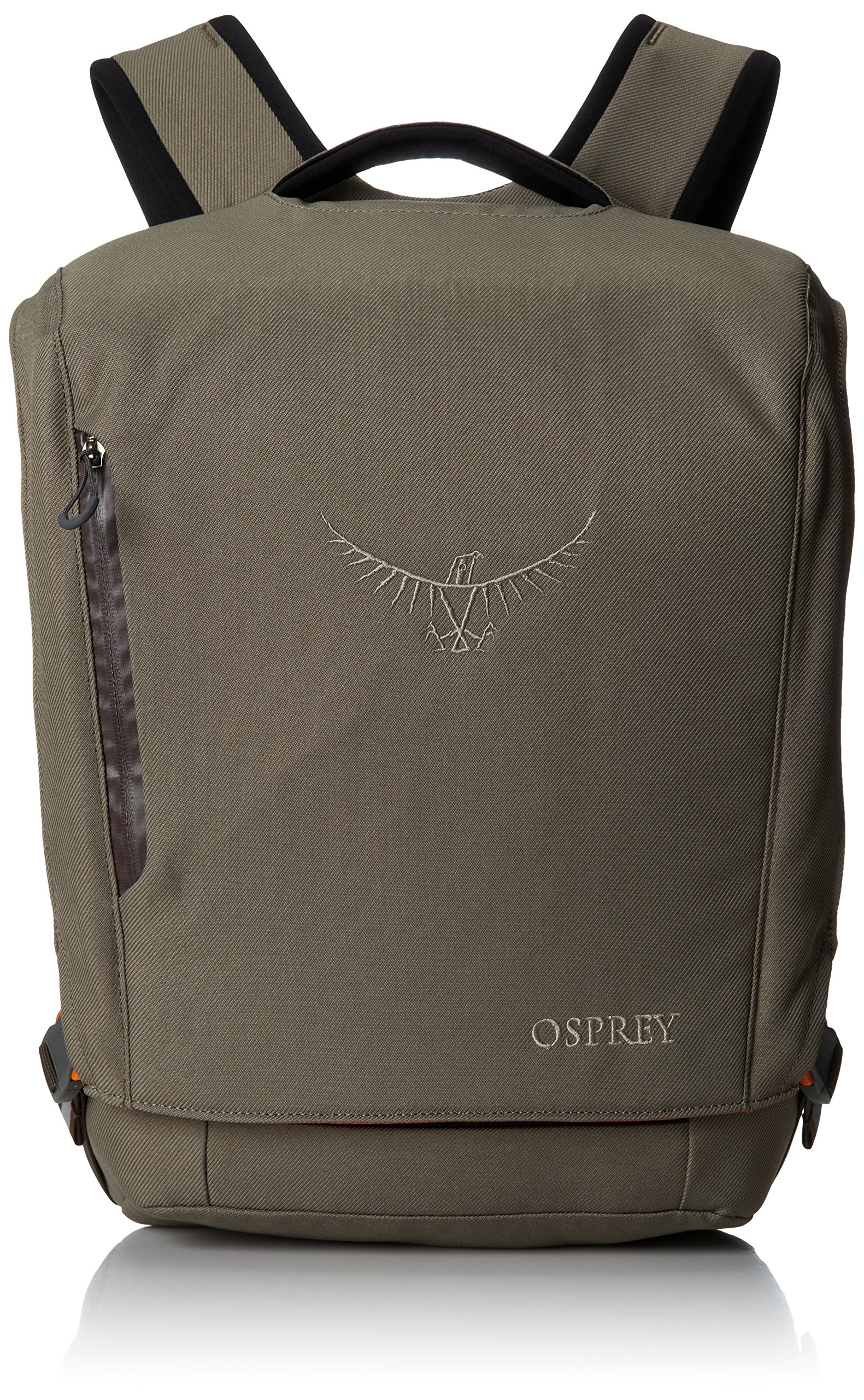 Osprey Packs Pixel Port Daypack (Spring 2016 Model), Chestnut Brown