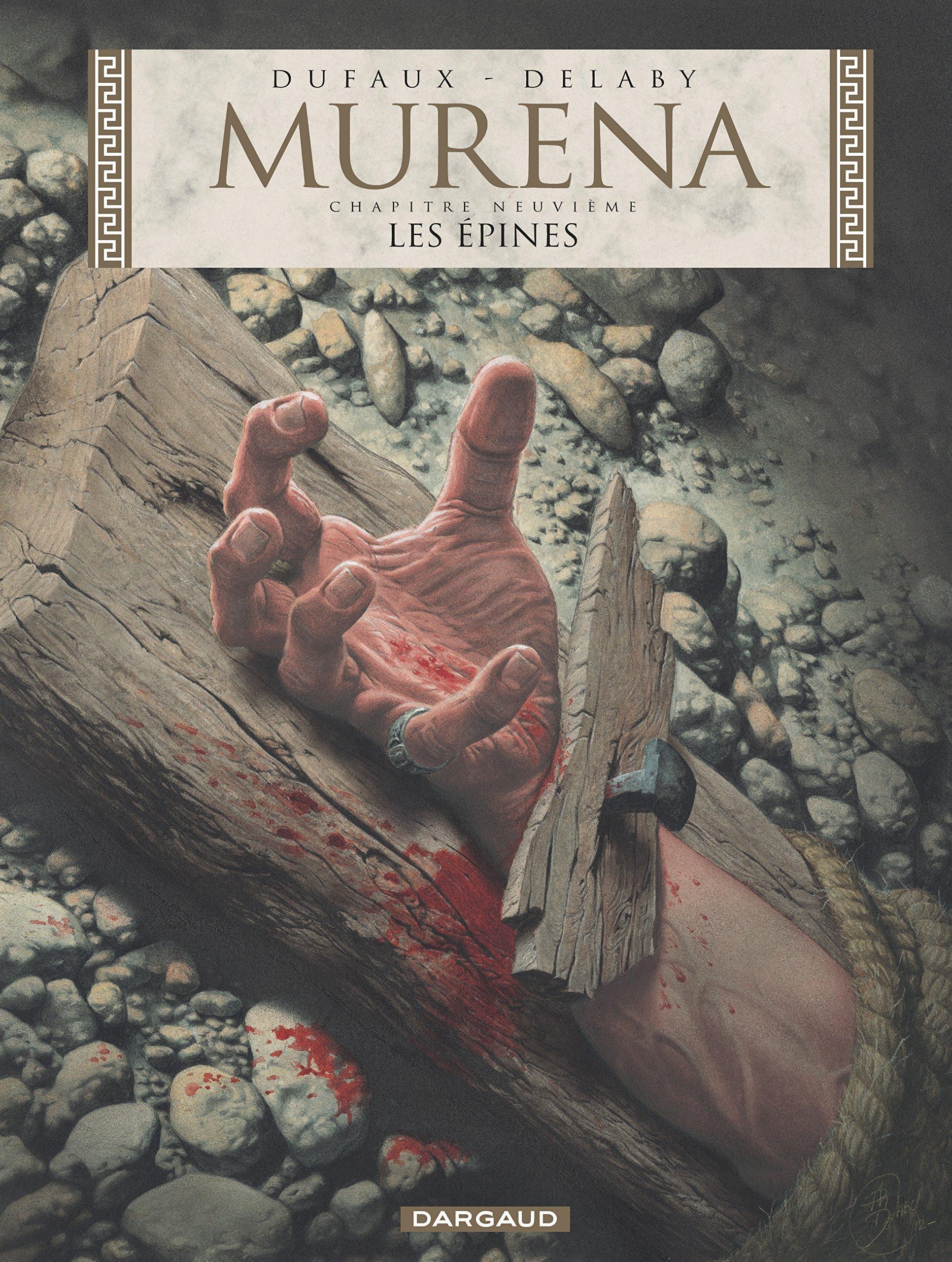 Murena, tome 9 : Les épines