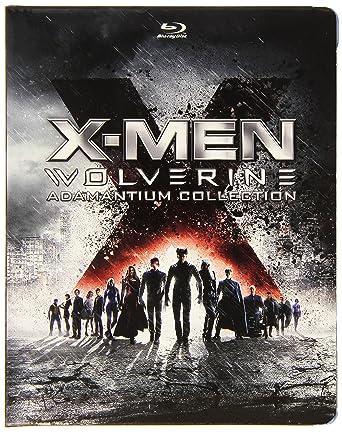 x men box set