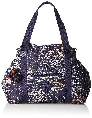 3ab447c1ef Amazon.com | Kipling Art M, Medium Travel Tote, 58 cm, 26 liters,  Multicolour (Water Camo) | Travel Totes