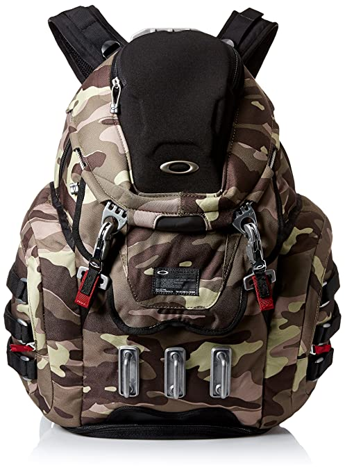 Oakley Kitchen Sink Backpack Herb One Size  sc 1 st  Amazon.in : oakley backpack kitchen sink - hauntedcathouse.org