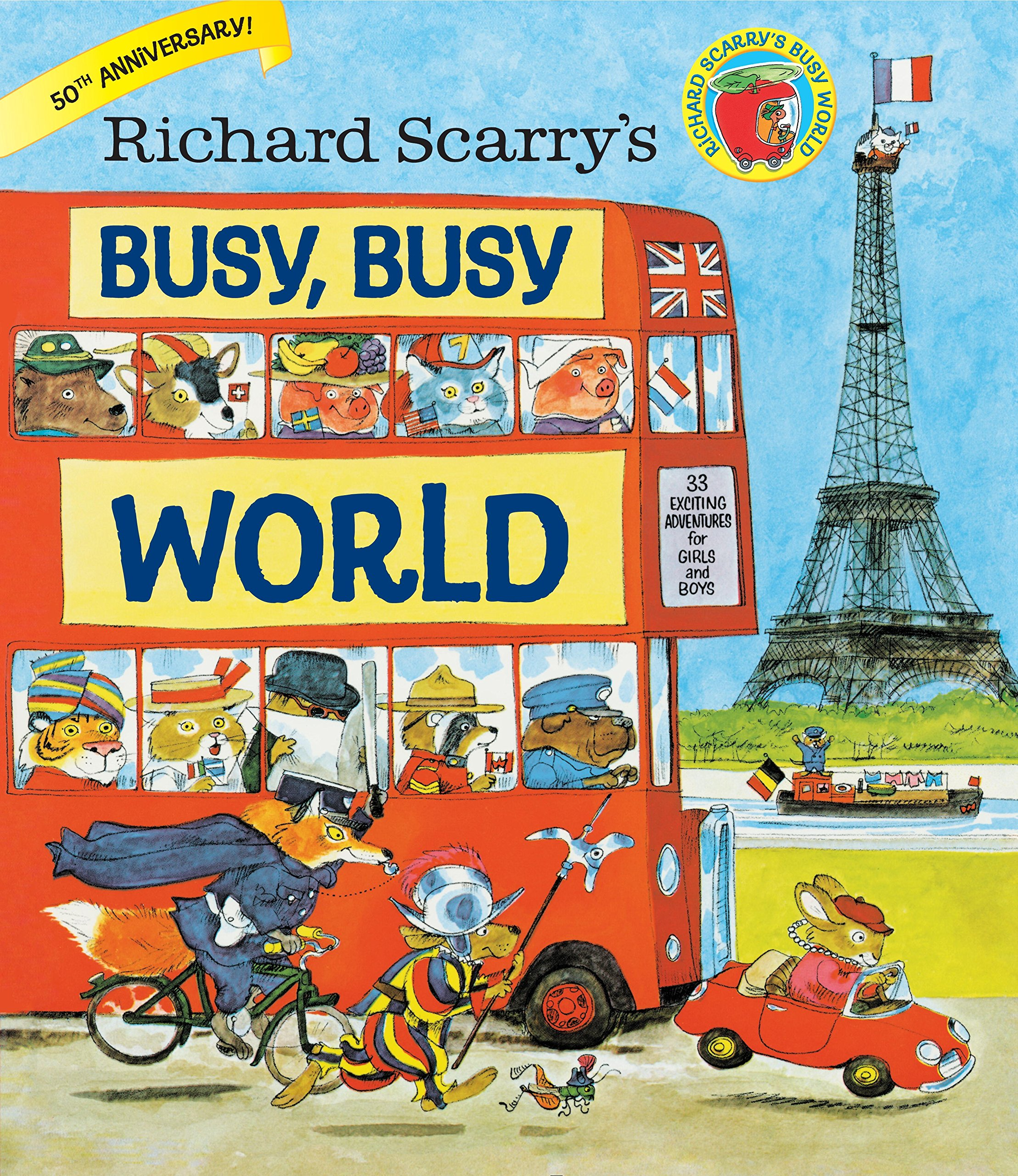 Image result for richard scarry