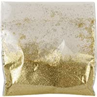 Am Powdered Synthetic Sparkle Golden Dust for Designing Jewelry, 6 x 8 x 2 cm