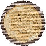 bodenbelag sympa nova premium weichschaum badematte matte dotty beige 65 breit meterware. Black Bedroom Furniture Sets. Home Design Ideas