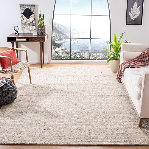 Editors' Choice: Safavieh Himalaya Collection HIM413A Handmade Premium Wool Area Rug