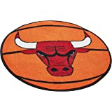 Fanmats Chicago Bulls Basketball Mat