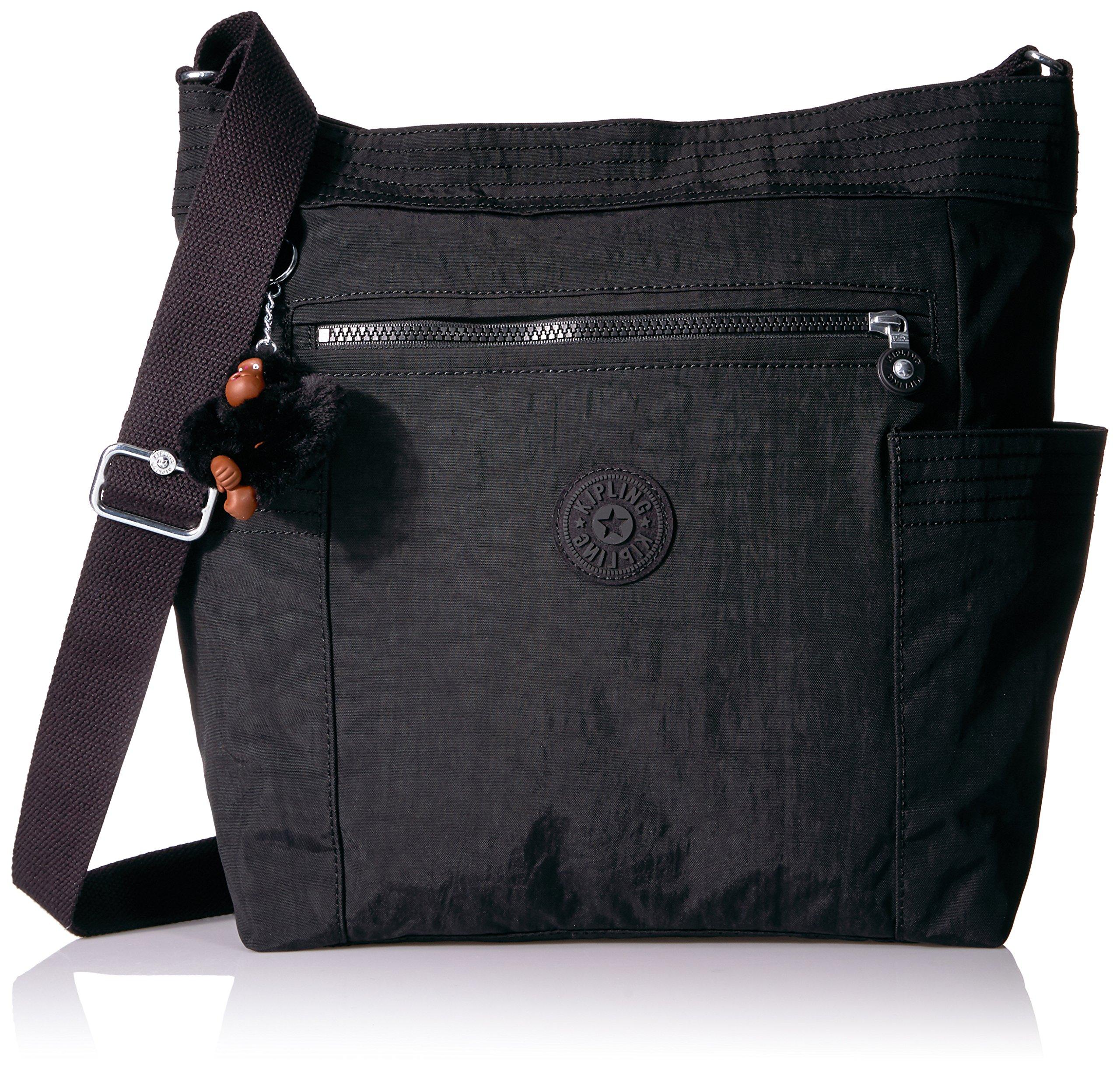Kipling Melvin Solid Hobo Crossbody Bag
