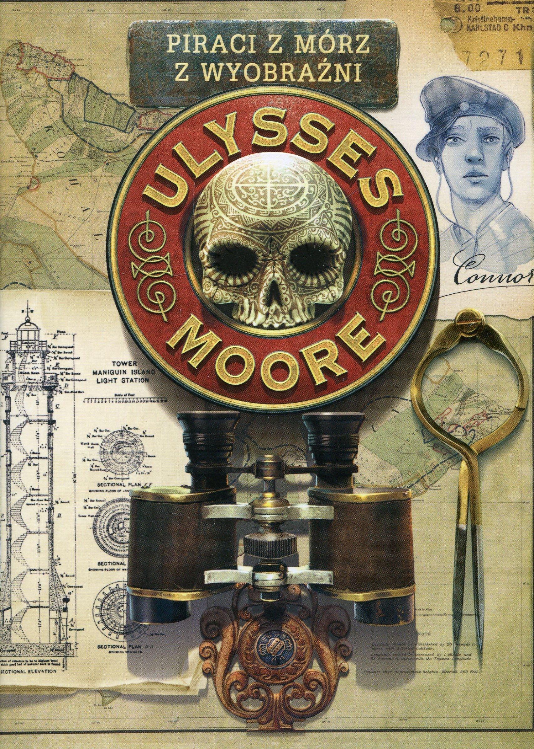 Download Ulysses Moore. Tom 15. Piraci z Morz z Wyobrazni pdf