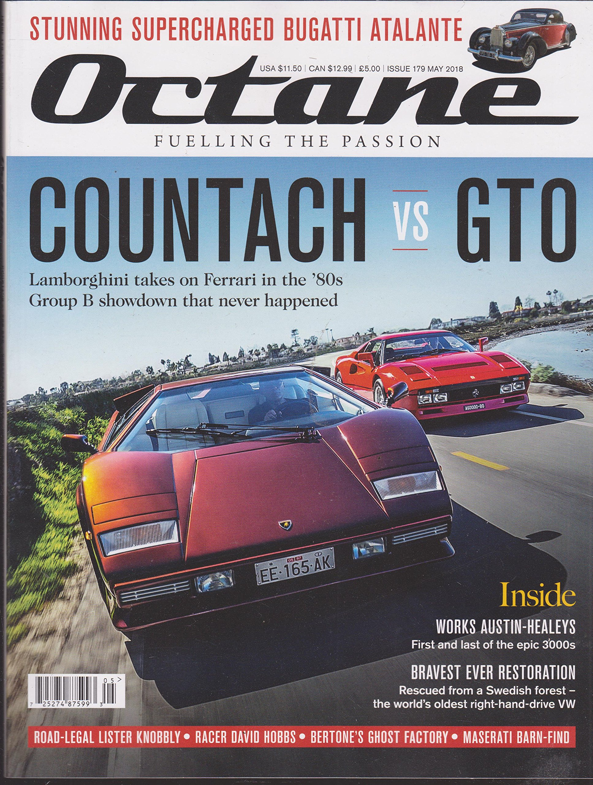 Octane Magazine May 2018: Various: Amazon com: Books