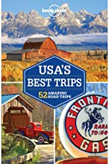 Lonely Planet USA's Best Trips (Travel Guide) Kindle Edition