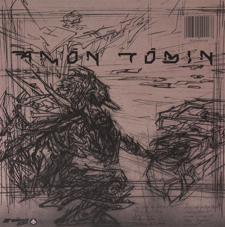 AMON TOBIN - Kitchen Sink [Vinyl] - Amazon.com Music