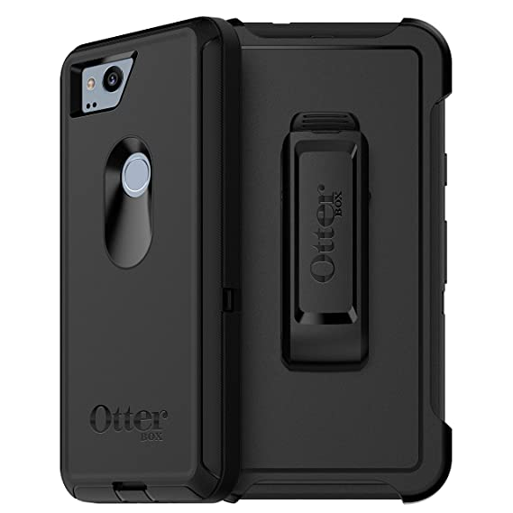 newest 0ac5c 6e7e2 OtterBox DEFENDER SERIES Case for Google Pixel 2 - Retail Packaging - BLACK
