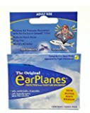 New Super Soft Adult EarPlanes? Ear Plugs Airplane Travel Ear Protection 3 Pair