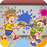 Kids Paint Shooting Fun