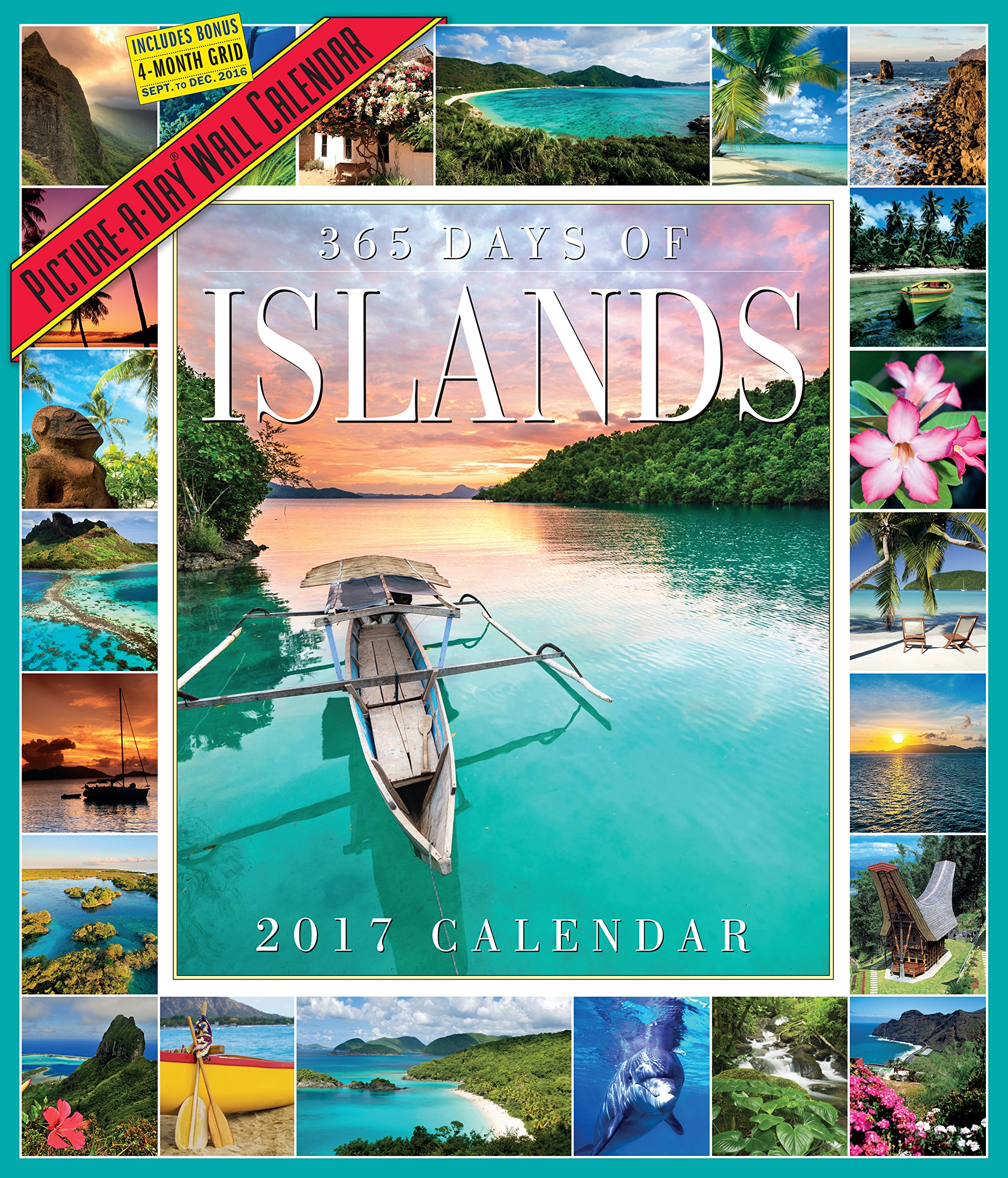 Days Islands Picture Day Calendar product image